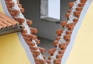 Insufflaggio intercapedini pareti muri Torino Aosta